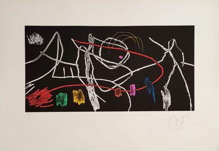 Incisione Miró - Gravure pour une exposition
