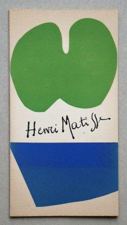 Libro Illustrato Matisse - Gravures Récentes