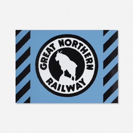 Serigrafia Cottingham - Great Northern Railway