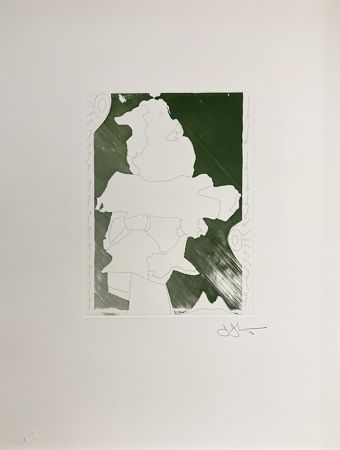 Incisione Johns - Green Angel