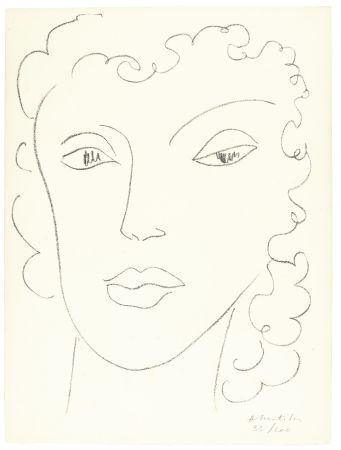 Litografia Matisse - Haitïenne