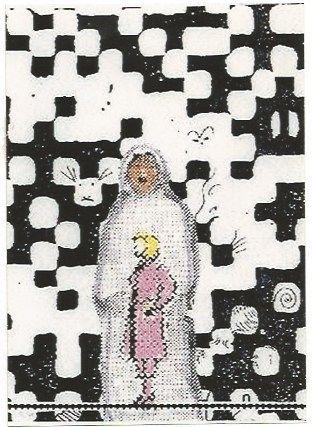 Serigrafia Polke - Hallucie