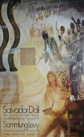 Manifesti Dali - '' Hambourg 1978 ''
