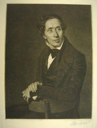 Maniera Nera Ilsted - Hans Christian Andersen