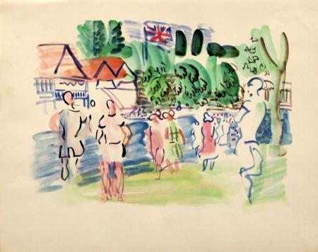 Litografia Dufy - Henley