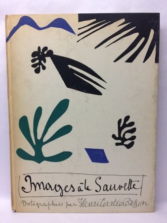 Libro Illustrato Matisse - Henri CARTIER-BRESSON – Images à la sauvette – Éditions Verve, 1952.