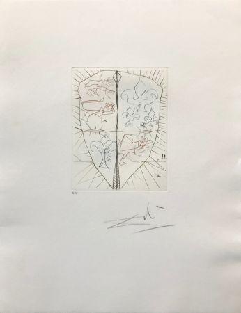 Incisione Dali - HENRY V (B)