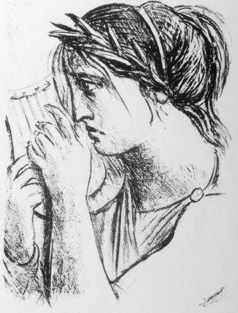 Litografia Messina - Hermione Oresti