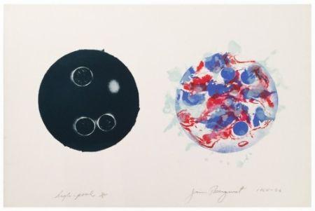 Litografia Rosenquist - High Pool