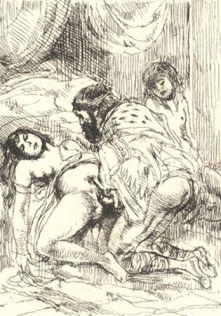 Libro Illustrato Brouet - Histoire du roi Gonzalve et des douze princesses