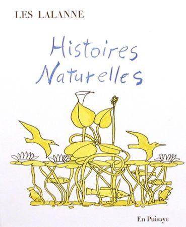 Libro Illustrato Lalanne - Histoires naturelles,