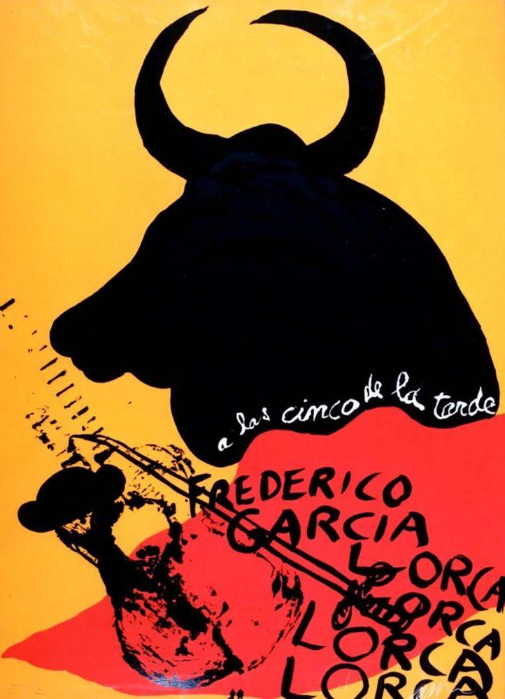 Multiplo Arman - Homage to Federico Garcia Lorca
