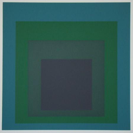 Serigrafia Albers - Homage to the Square