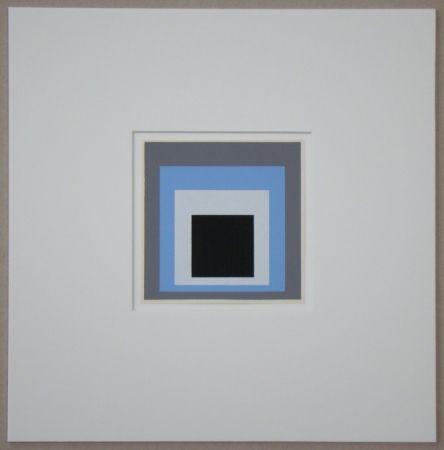 Serigrafia Albers - Homage to the Square - Unconditioned