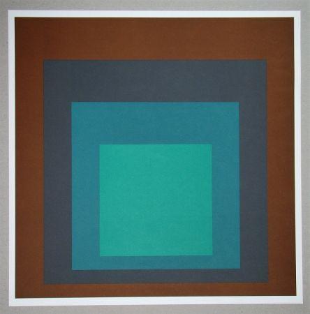Serigrafia Albers - Homage to the Square SP-1
