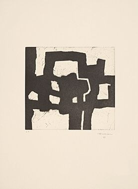 Acquaforte E Acquatinta Chillida - Homenaje a Picasso