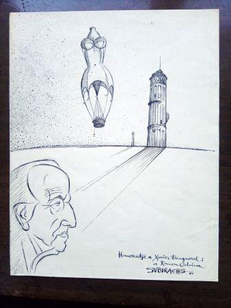 Non Tecnico Subirachs - Homenatge a Ramón Berenguel i Ramón Calsina