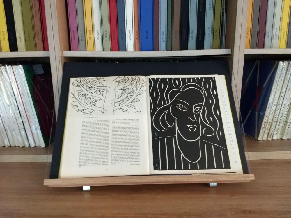 Libro Illustrato Matisse - Hommage