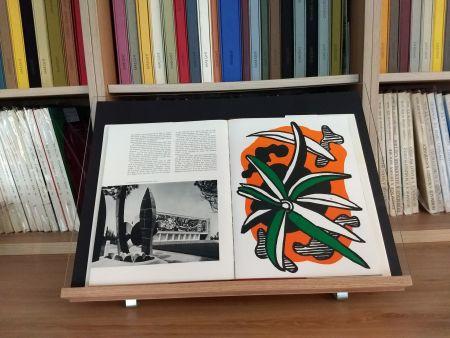 Libro Illustrato Leger - Hommage