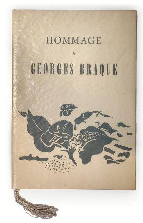 Litografia Braque - Hommage à Georges Braque