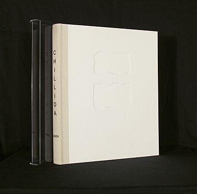 Libro Illustrato Chillida - Hommage à Johann Sebastian Bach