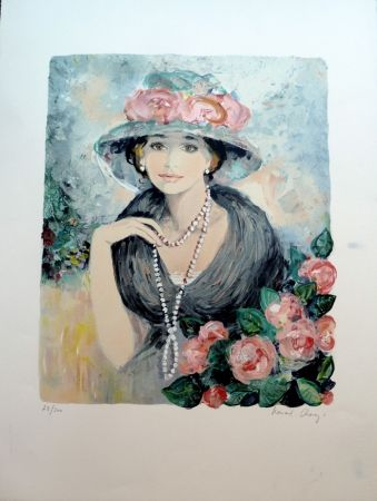 Litografia Charoy - Hortense
