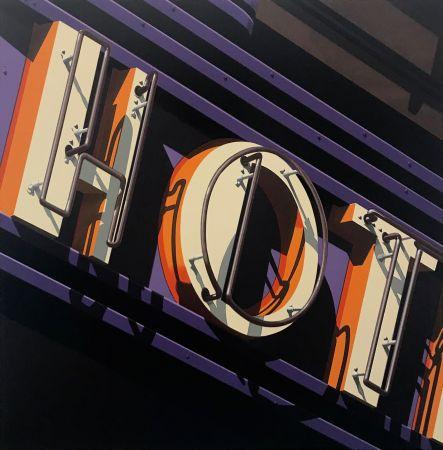 Serigrafia Cottingham - HOT