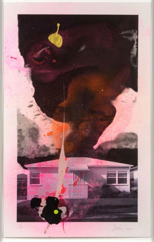 Litografia Goode - House Tornado (11520)