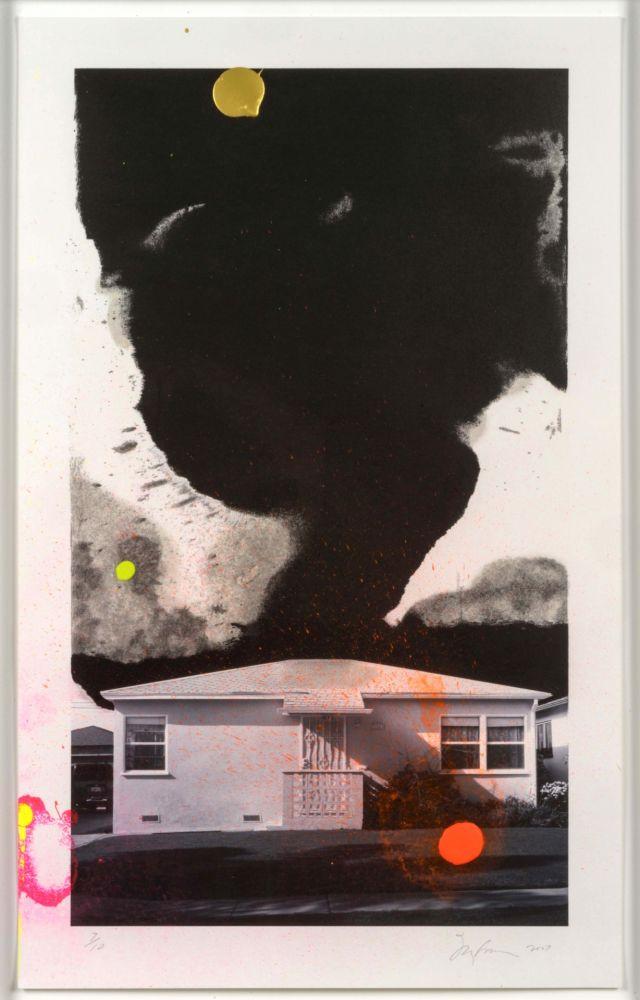 Litografia Goode - House Tornado (11532)