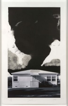 Litografia Goode - House Tornado (12790)