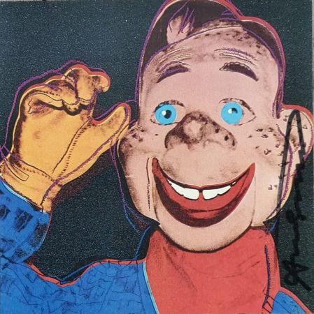 Serigrafia Warhol - Howdy Doody
