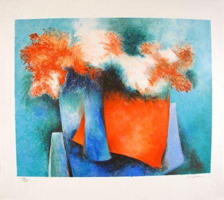 Litografia Gaveau - Impressions florales