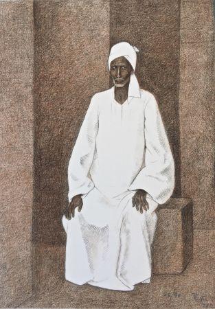 Litografia Zuniga - Impressions Of Egipto (Egypt) Plate 4