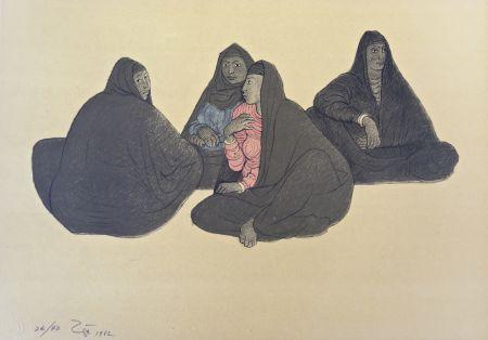 Litografia Zuniga - Impressions Of Egipto (Egypt) Plate 7