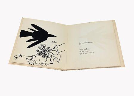 Libro Illustrato Braque - Impuissant à t'aimer