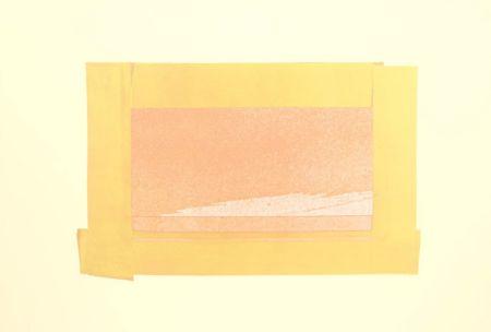 Serigrafia Hodgkin - Indian Views – Plate H