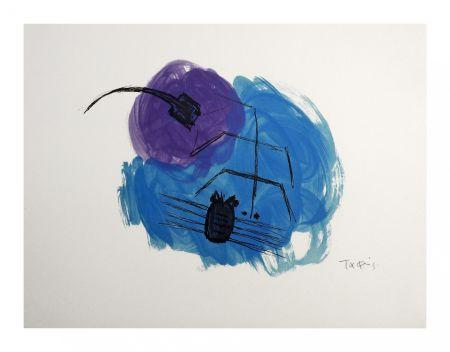 Litografia Takis - Insectes