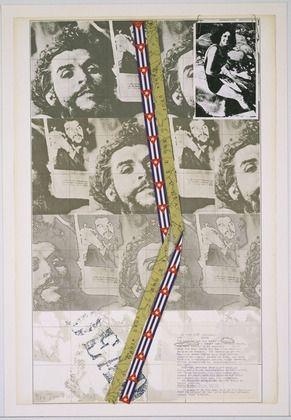 Serigrafia Tilson - Is this Che Guevara II?