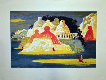 Acquaforte Fiume - Isola delle statue