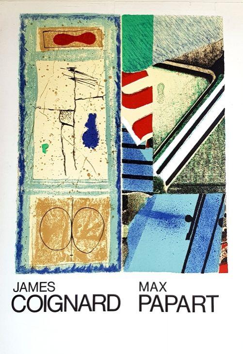 Litografia Coignard - J Coignard  Max Papart