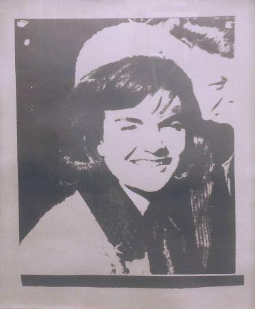 Serigrafia Warhol - JACQUELINE KENNEDY I FS II.13