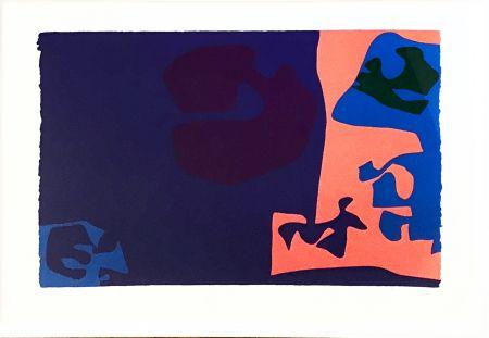 Serigrafia Heron -  January 1973: Plate 18