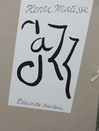 Litografia Matisse - Jazz coffret