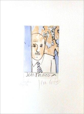 Acquaforte Cortot - Jean Tardieu
