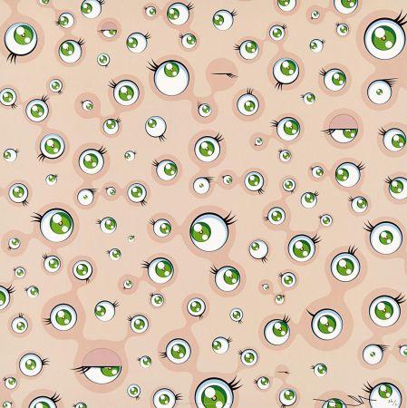 Offset Murakami - Jellyfish Eyes