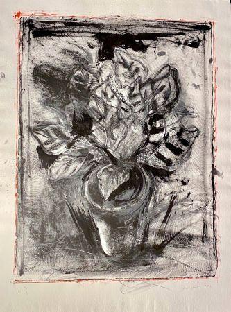 Litografia Dine - Jerusalem Plant #5