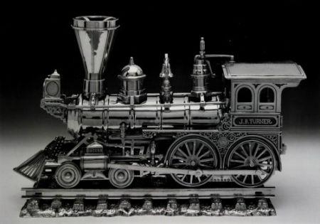 Litografia Koons - Jim Beam - Jb Turner Engine