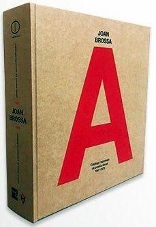 Libro Illustrato Brossa - JOAN BROSSA POESÍA VISUAL 1941-1970