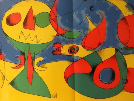 Libro Illustrato Miró - Joan Miro