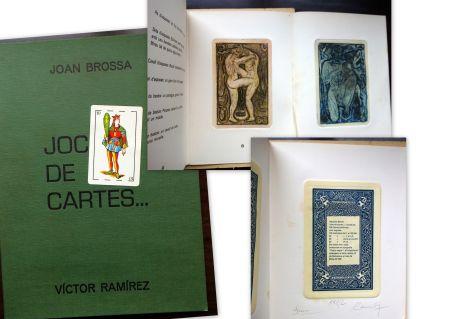 Libro Illustrato Brossa - Joc de Cartes